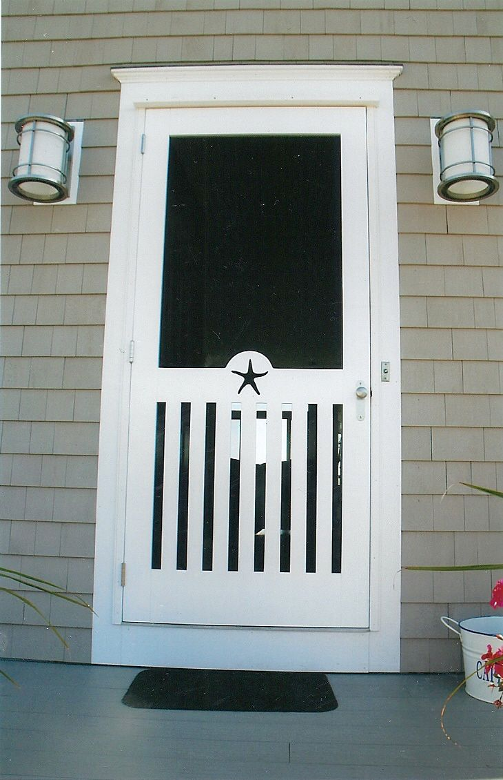 I Ve Always Admired Unique Screen Doors Such As This One