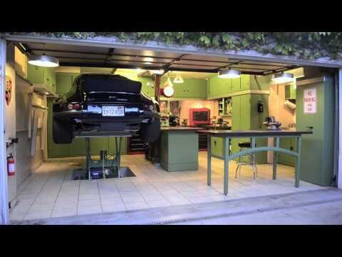 Garage innen gestalten  Garage lift jack | Garage shop | Pinterest
