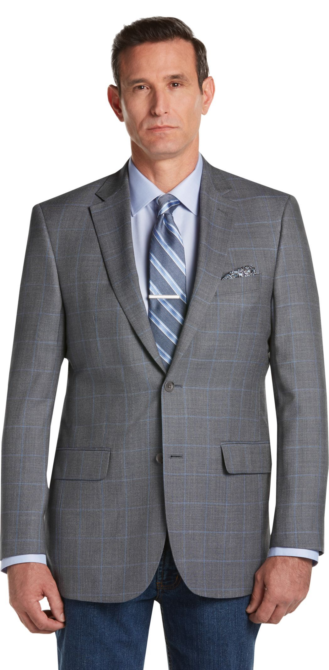 Signature Imperial Blend Collection Tailored Fit