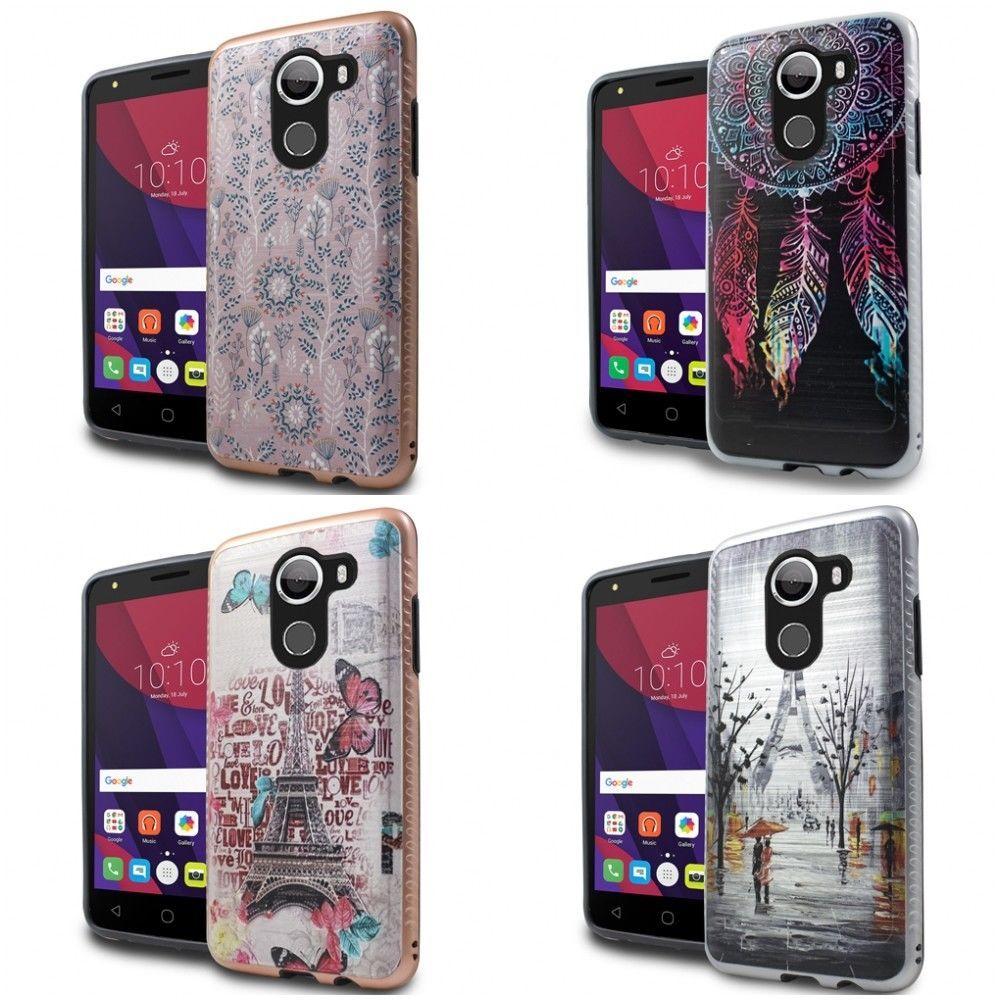 Details about For T-Mobile Revvl Alcatel 5049W Hybrid TUFF IMPACT