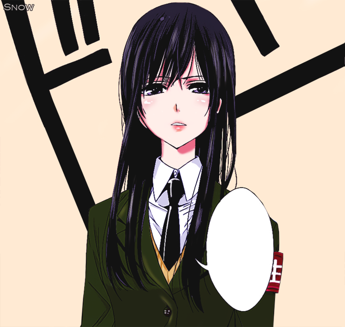 I Know This Is Aihara Mei From Citrus But She Really Looks Like