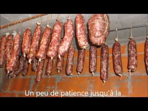 Apprendre faire du saucisson sec de boeuf maison tr s facilement youtube cuisine - Faire du saucisson maison ...