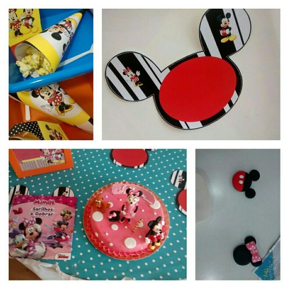 Tema: Mickey e Minnie