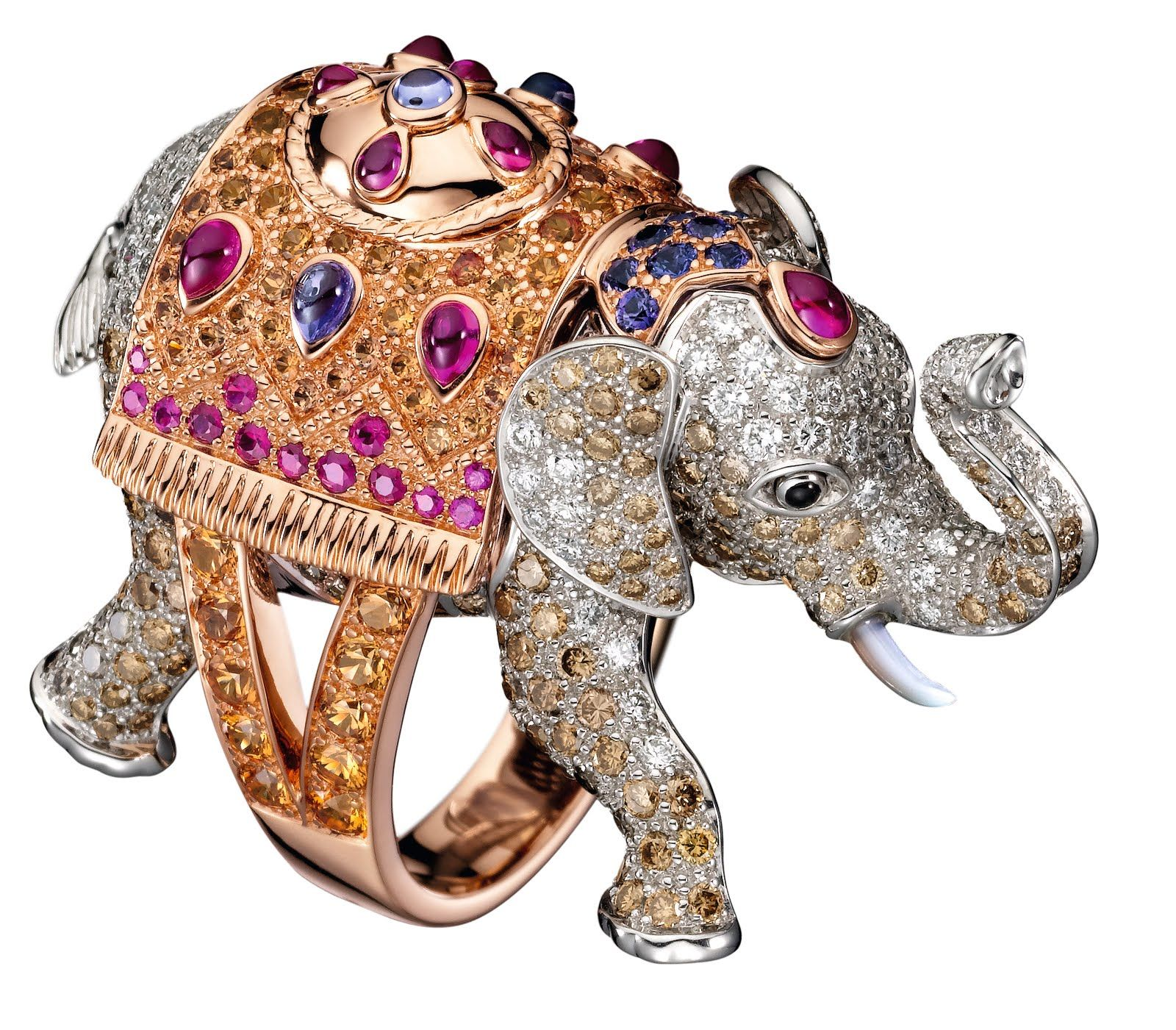 de4fa9ac87e4e7 Jewelry with animals, Boucheron | My Favorite Jewery & Watches ...
