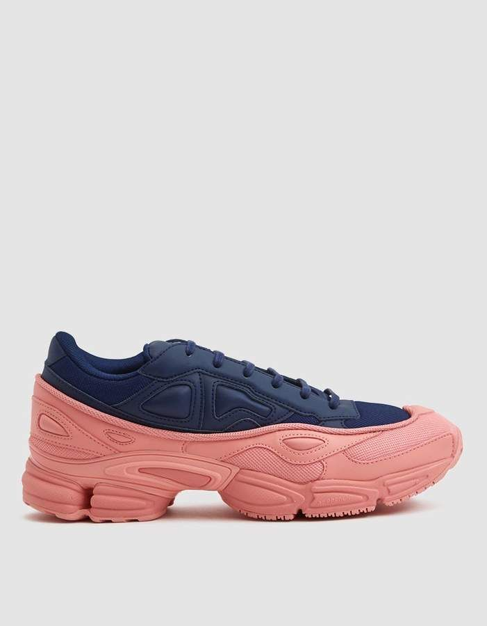 Adidas x Raf Simons RS Ozweego Sneaker in Tactile Rose
