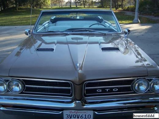 Classic Old Gto Muscle Cars 1964 1974 Car Pictures Muscle Madness