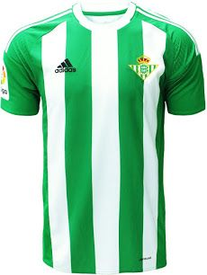 Real Betis Home Kit 2016-17