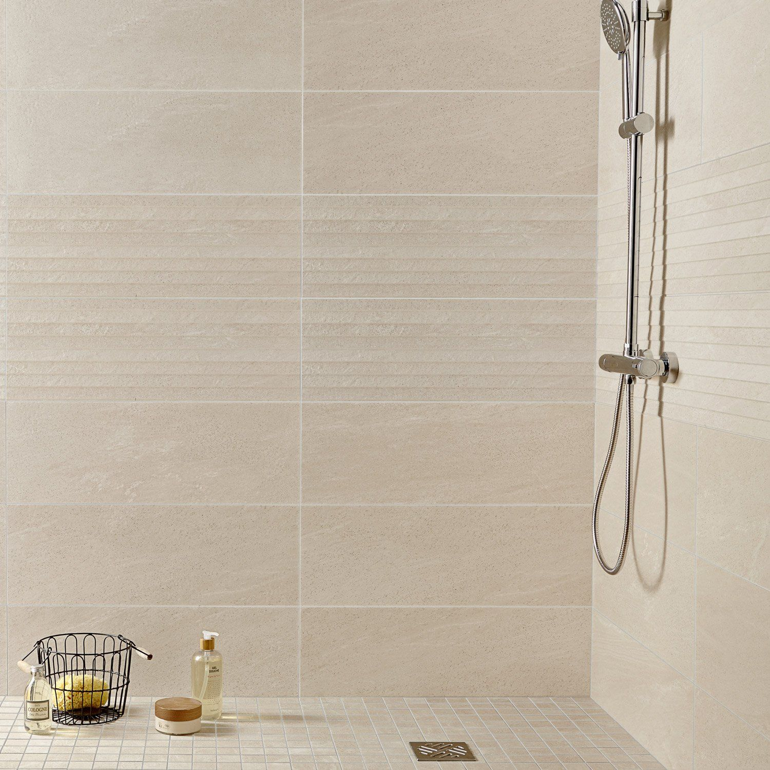 Support:Pâte blanche Destination du carrelage:Mur ... | Bath ...