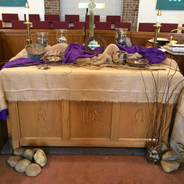 Wedding Prayer Altar: Pin By April Blaine On Worship Ideas