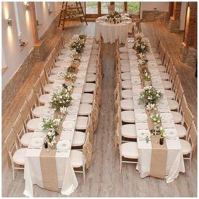 11 astuces pour organiser un mariage rustique sans trop d penser mariage pinterest table. Black Bedroom Furniture Sets. Home Design Ideas