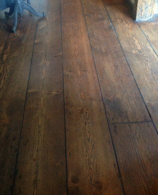 Reclaimed Wide Plank Farmhouse Douglas Fir Wood Flooring Floors