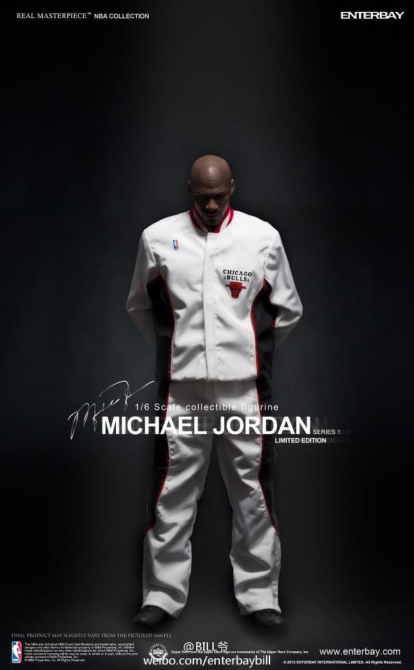 "Polvoriento rango cayó  Michael Jordan 1/6 Scale ""I'M BACK"" Home #45 Figurine by ENTERBAY – Coming  to BAIT! 