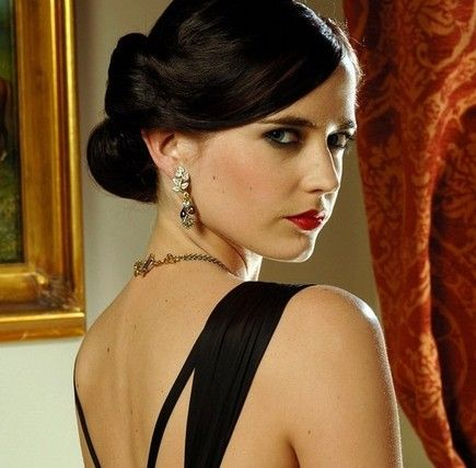 Caterina murino casino royale sex with james bond eva green