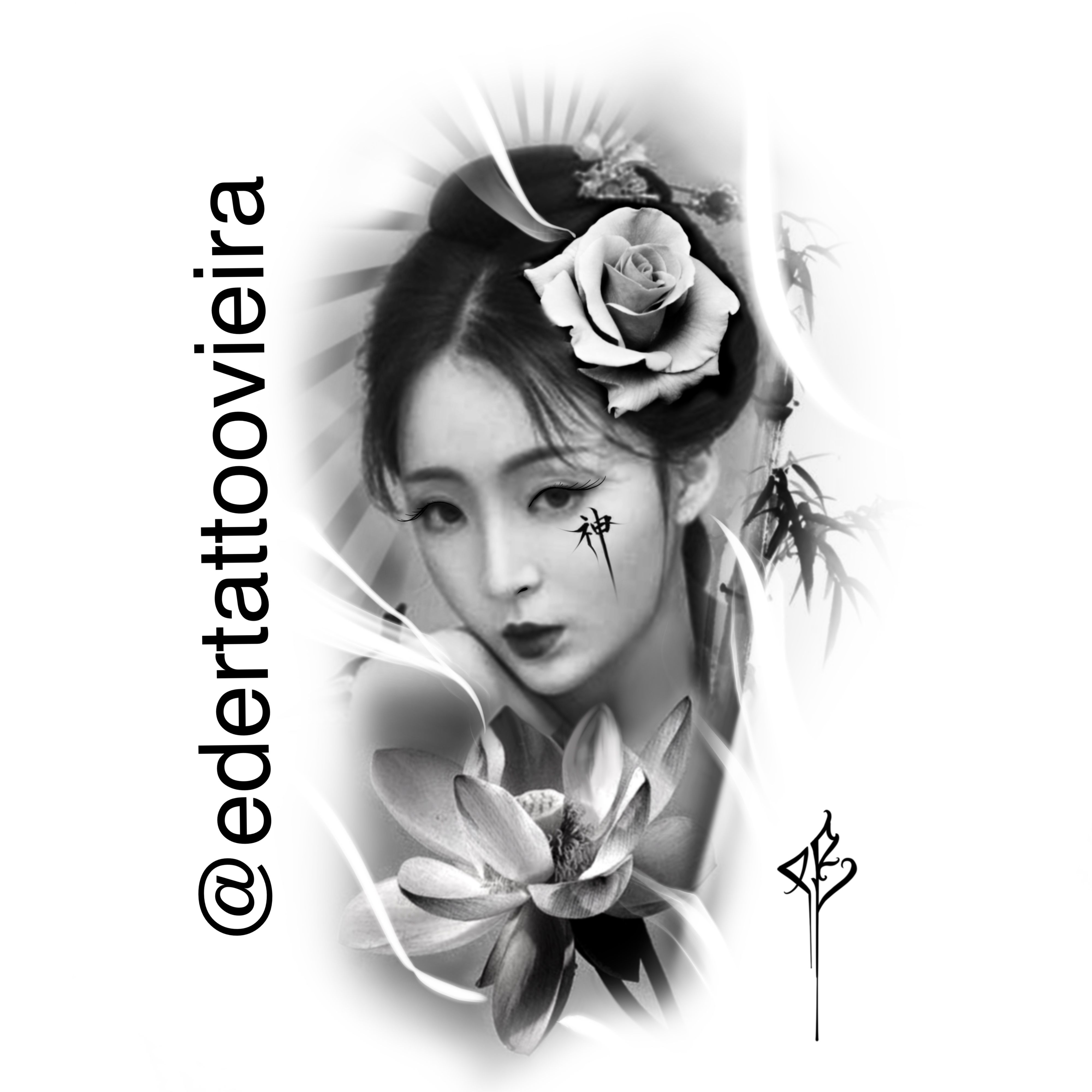 302 Gambar Geisha Terbaik