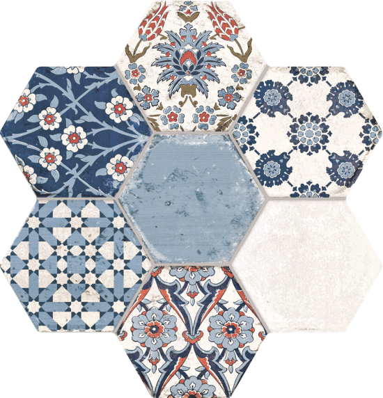 Gres Heksagon Dekoracyjny Decorative Boxes Decor Room Design