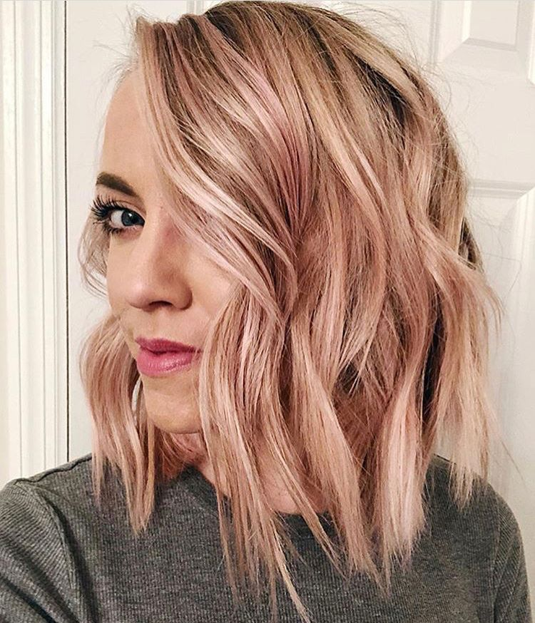 Pin on hair cut color
