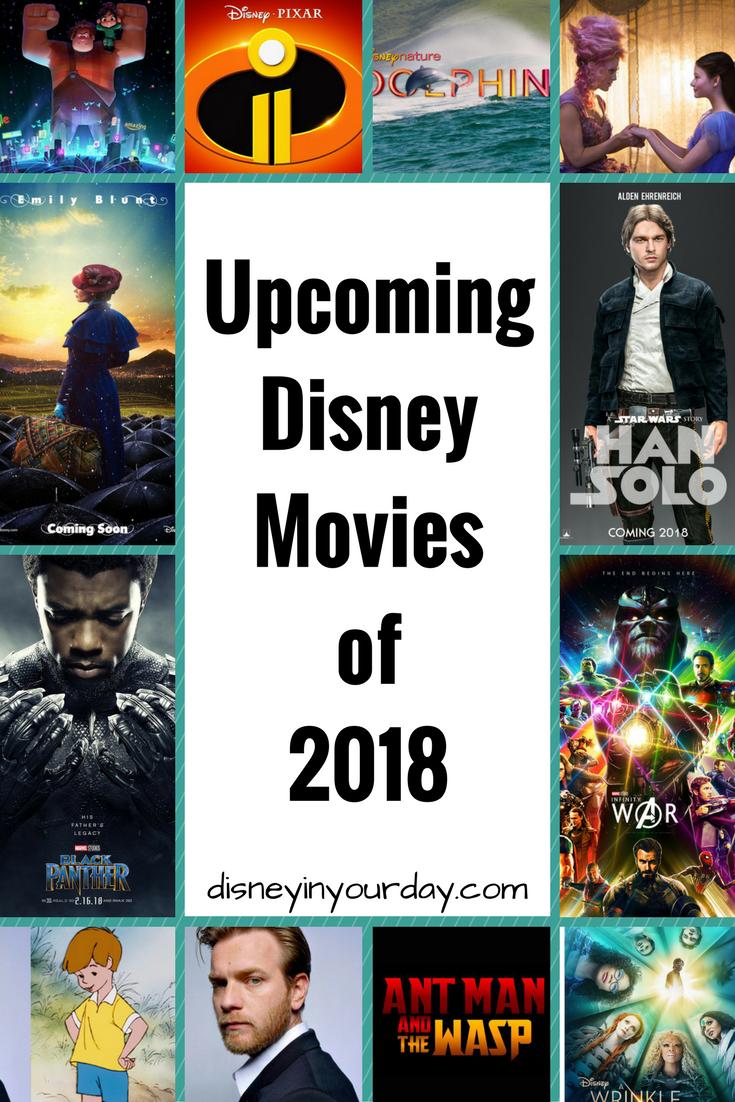 Disney movies of 2018 disney movies