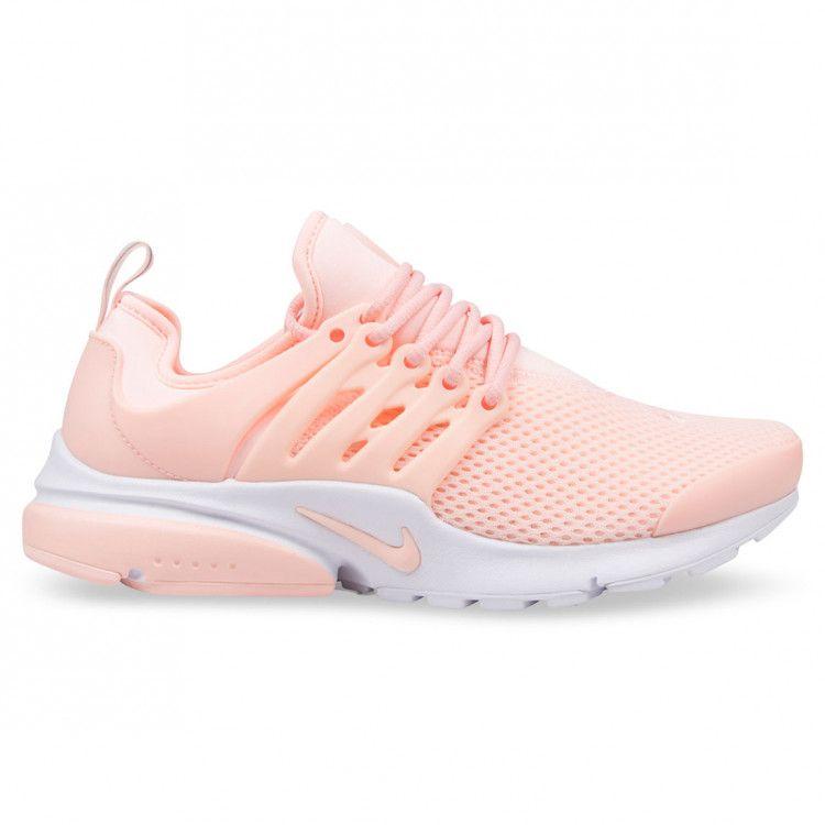Damenschuhe Nike Air Presto Rosa Weiss Schuhe Damen Rosa Schuhe Damenschuhe