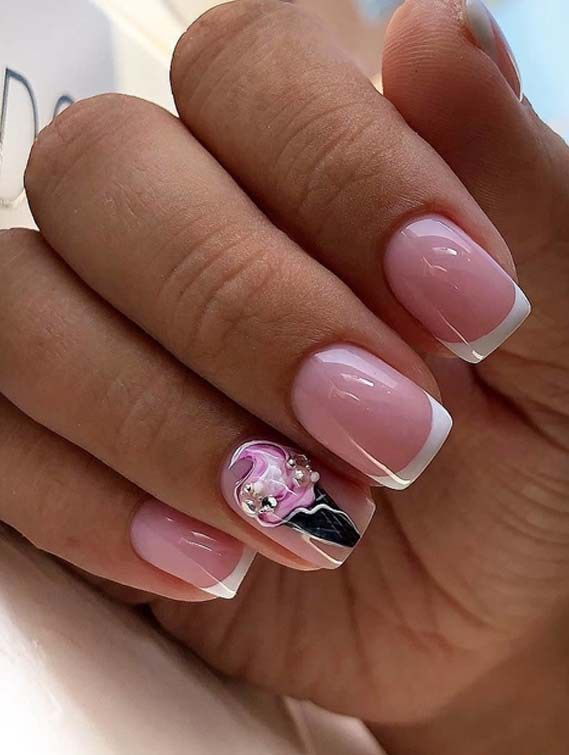 Fresh Ideas Of Nail Designs For Women To Wear In 2018 Nails