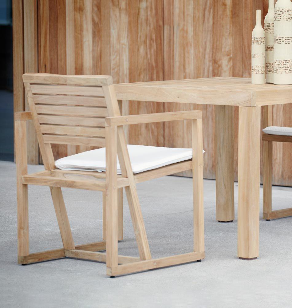 Teaksessel Timber Jankurtzmobel Hier Www Milanari Com Teak Gartenmobel Dekor Shabby Chic Mobel
