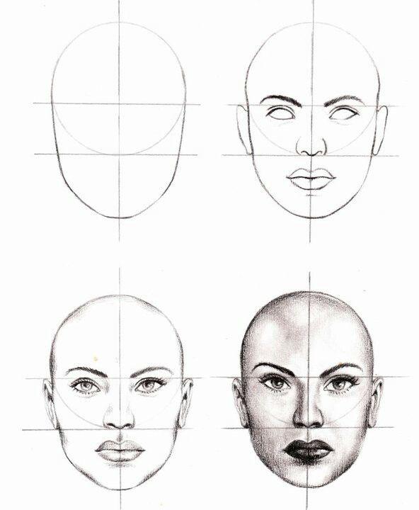 Cool drawings face drawings pencil drawings face line drawing realistic face drawing human face drawing drawing heads drawing tutorials for beginners