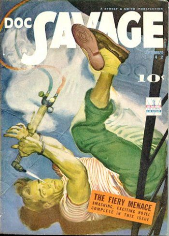 Doc Savage Magazine