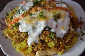 Dahi Misal Recipe | How to make Dahi Misal in Marathi