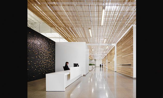 Interiors Awards 2016: Office: Large -