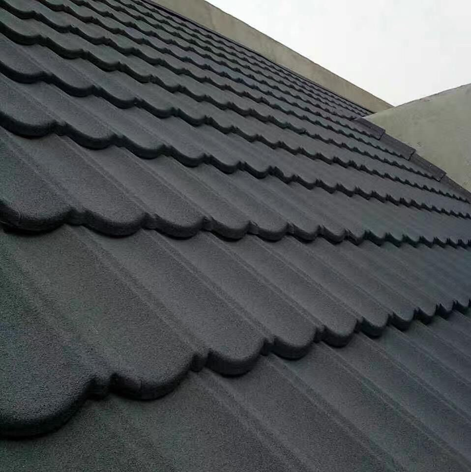 Aluminum Panel Zinc Corrugated Bond Stone Coated Roofing Tile Sangbuild Stonecoatedmetalrooftile Corrugated Metal Roof Aluminum Roof Panels Metal Roof Tiles
