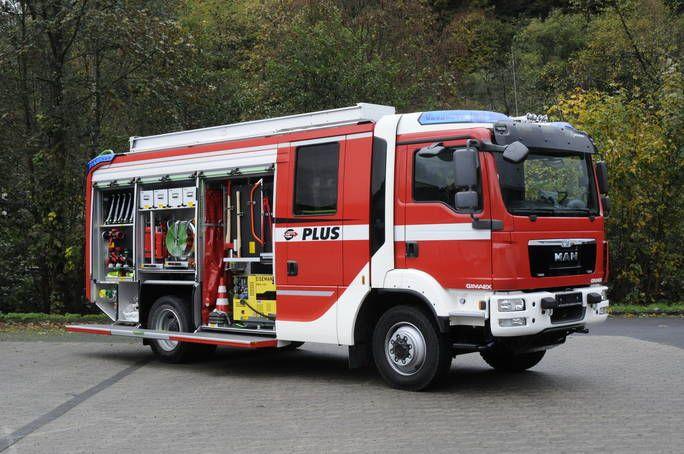 """Gimaex International: Fahrzeuge - Löschgruppenfahrzeuge - GPlus HLF 20 OS """"FW Bad Berleburg"""""""