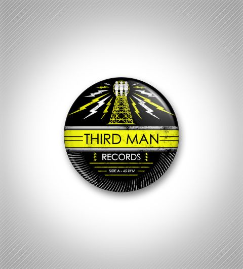 Reverbcity Shop - Buttons Third Man Records