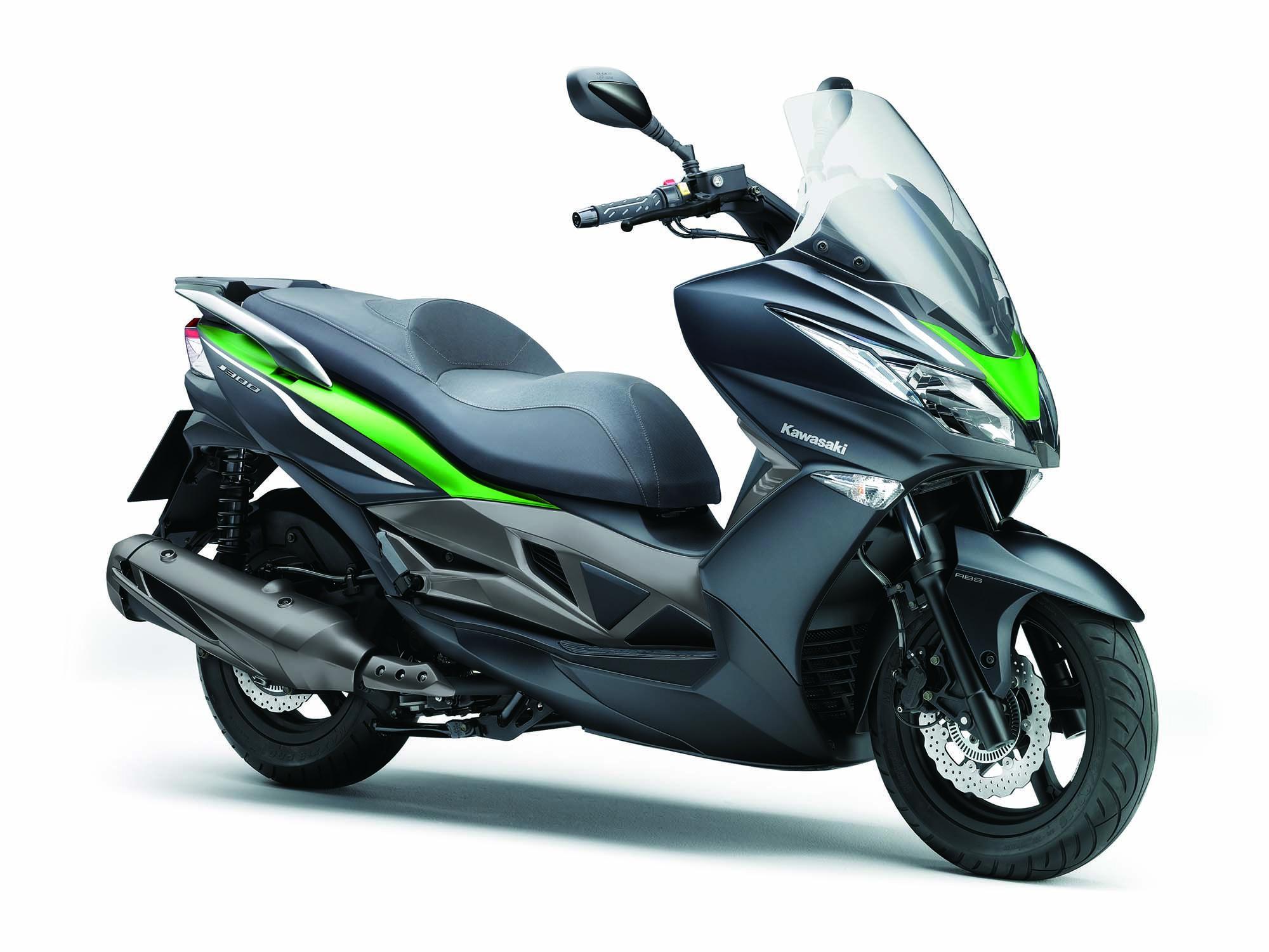 2014 Kawasaki J300 Scooter Motorcycles And Scooter Super Bikes