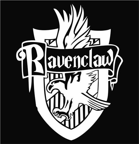 5 Harry Potter Ravenclaw House Crest Symbol Vinyl Decal Harry