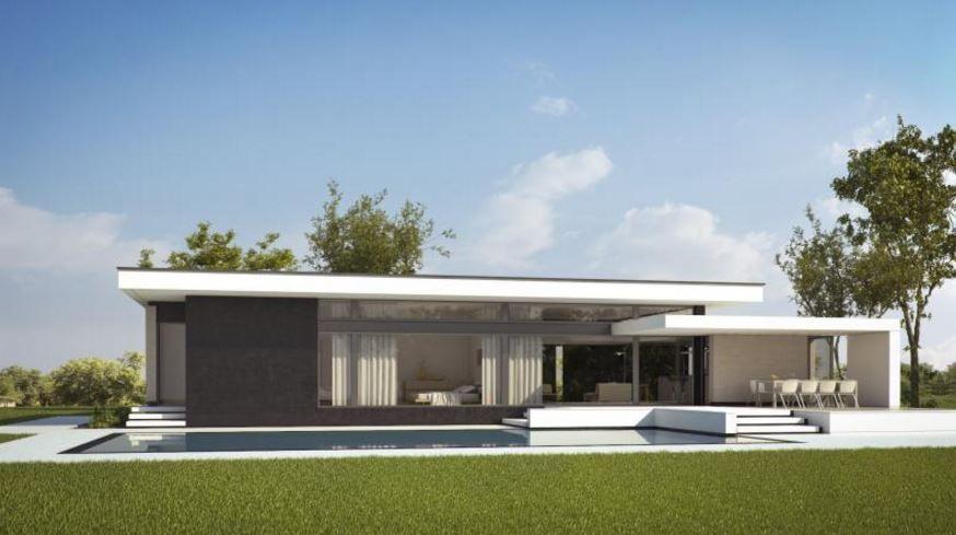 Planos de casas modernas planos de casas gratis y for Proyectos casas minimalistas
