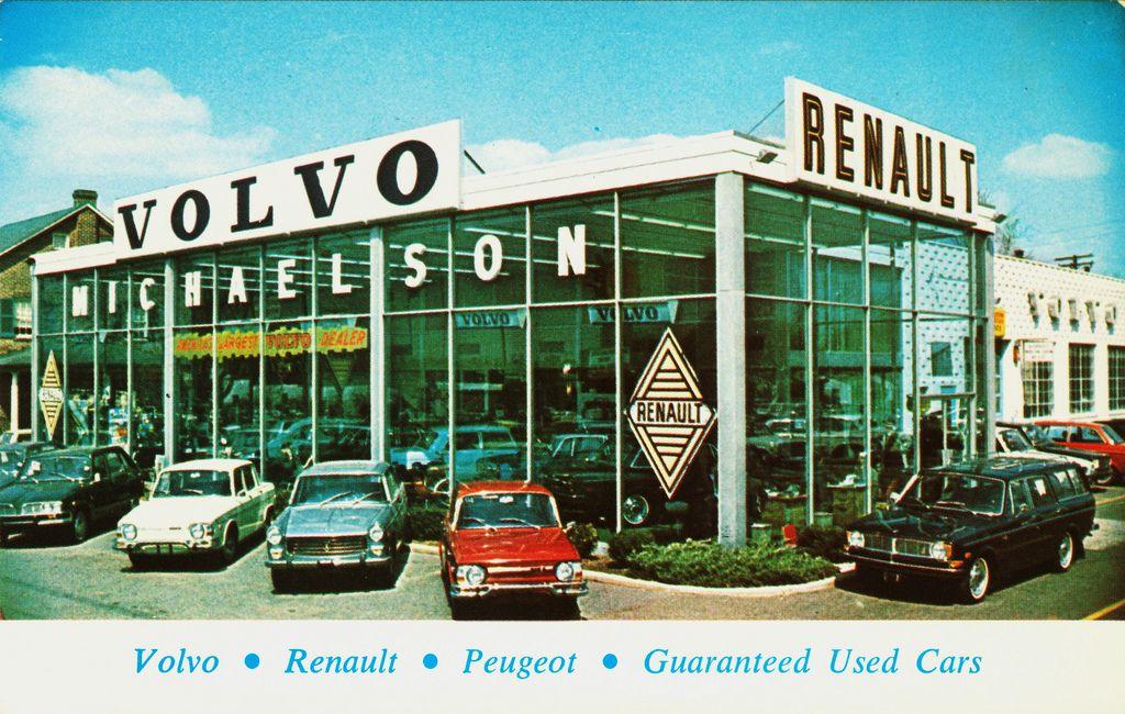 Michaelson Motors, Volvo, Renault, Peugeot Dealership