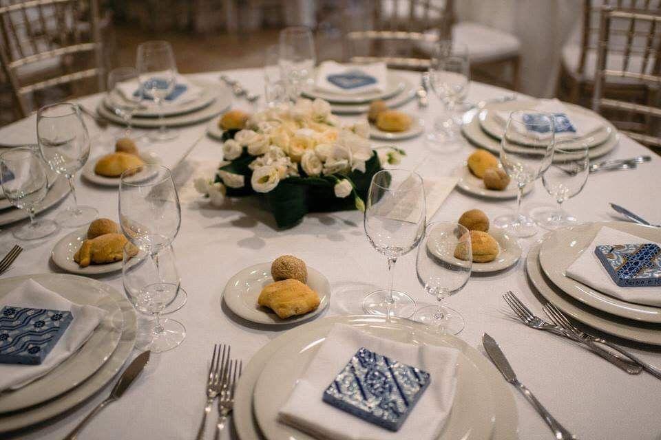 Segnaposto Matrimonio Tema Sicilia.Sicilian Wedding Aeolian Islands Maioliche Segnaposto