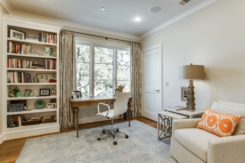 Small Study Space Design | Hawkins-Welwood Homes | Luxury ...