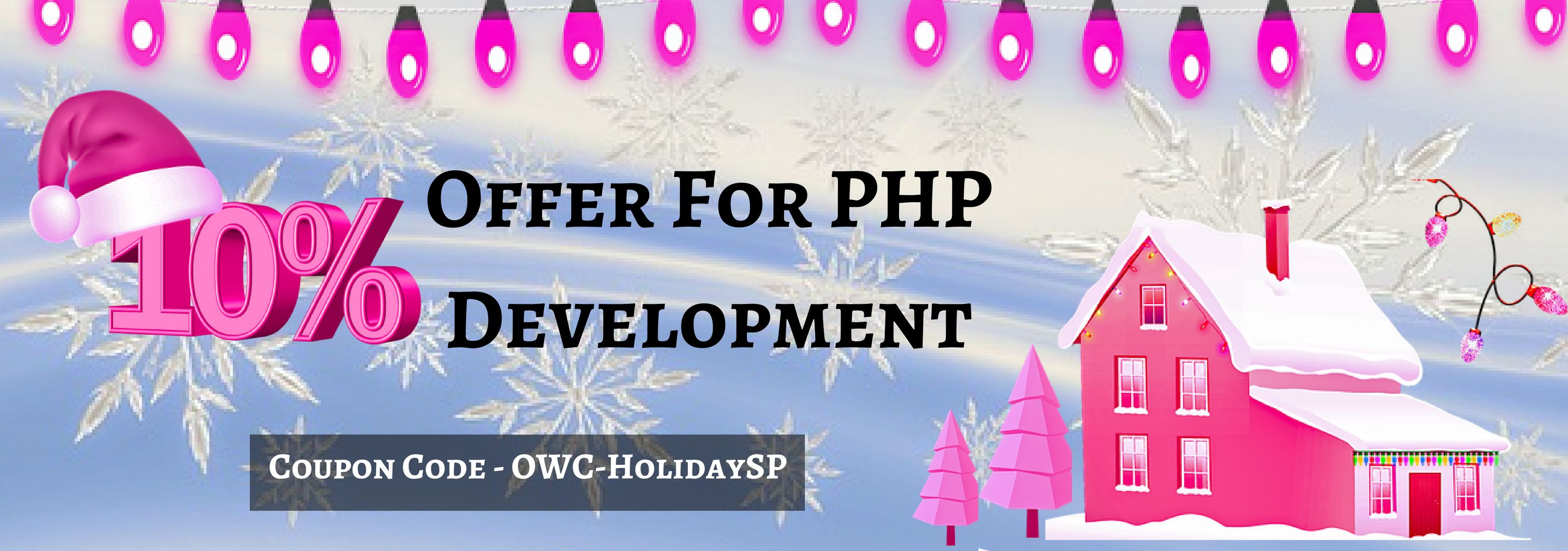 Flat 10 Off on PHP Website Development From Openwave