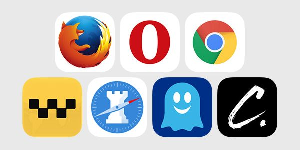 Seven iOS Web Browsers Compared Web browser, Software