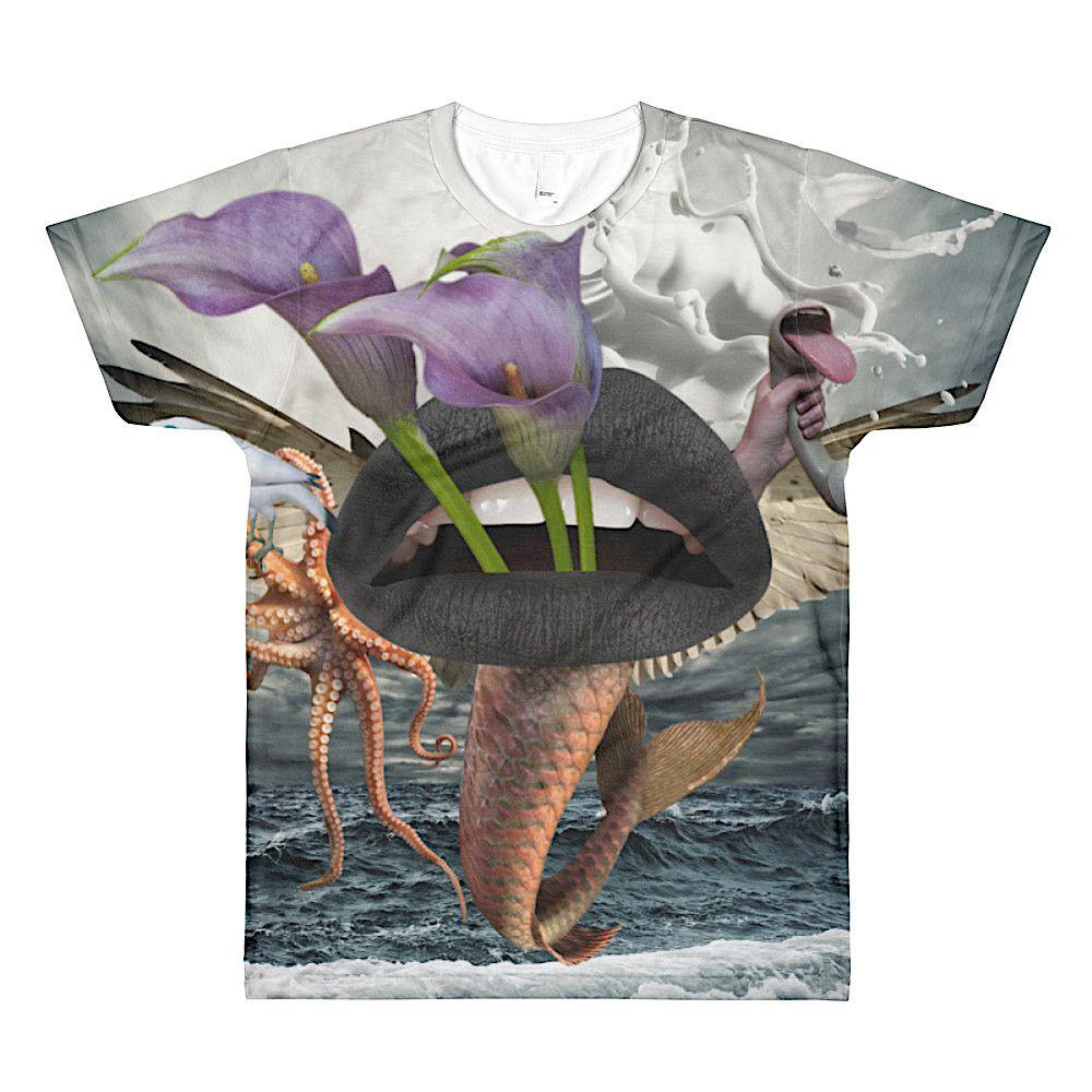 Colorful Art Shirt LXIII