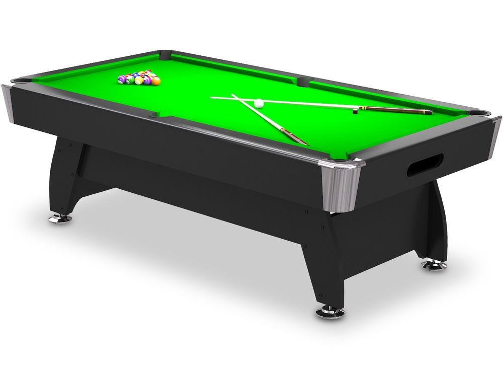 Pool Table 7FT Radley Diamond Billiard Multi Games Table Free Accessories