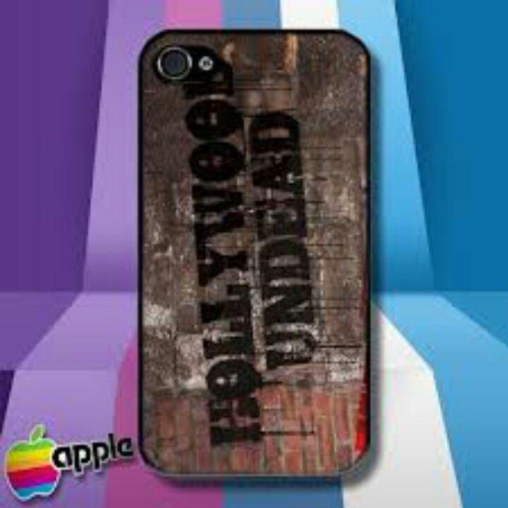 Hu phone case