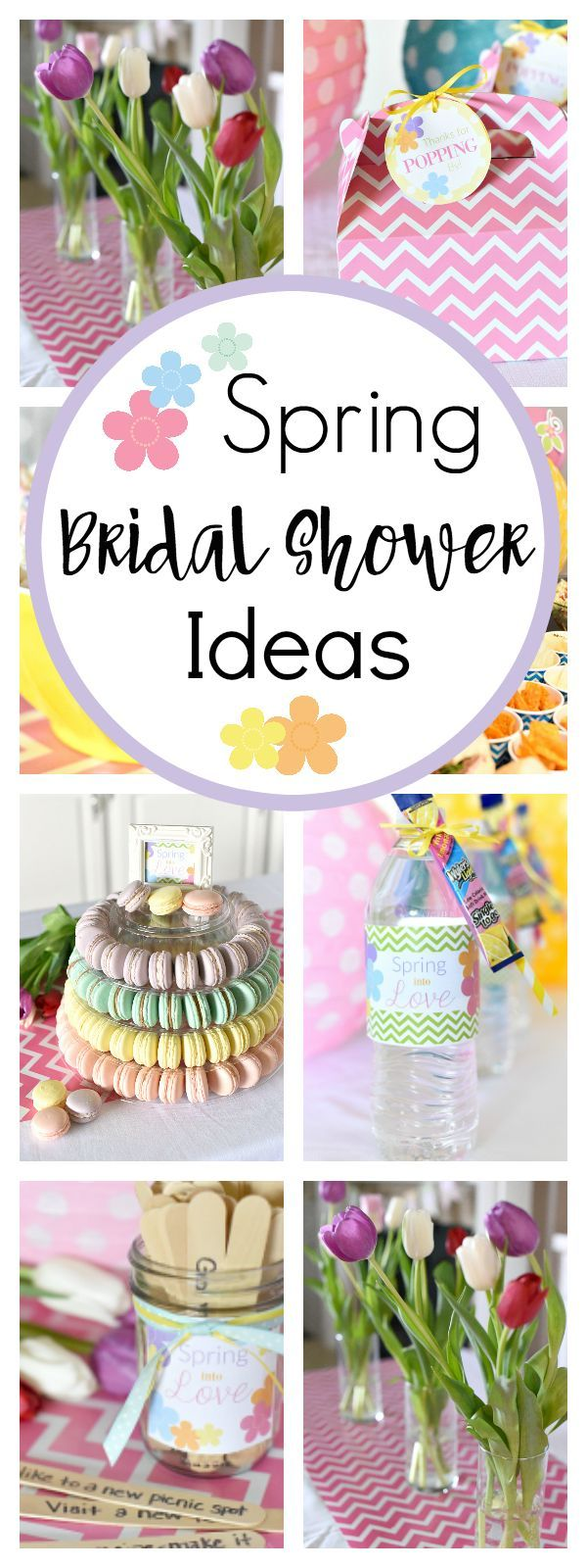 Spring Into Love Bridal Shower Party   Bridal showers, Favors and ...