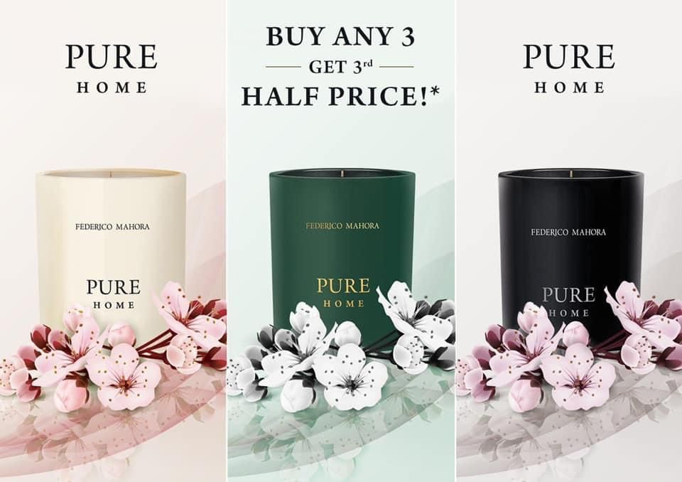 Great offers on candles in 2020 fragrance advertising