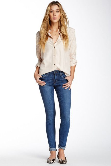 Joe's Jeans Skinny Jean on shopstyle.com