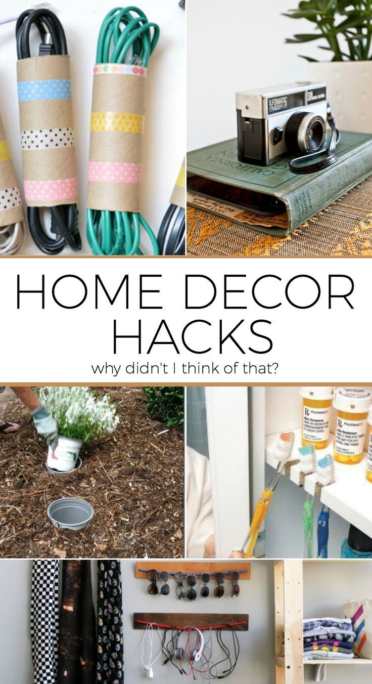 Decorating Hacks | BLOG - BEST of RTSTH | Pinterest