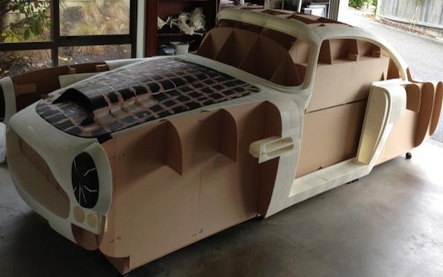 Aston Martin hecho en casa #diseño #impresora3D
