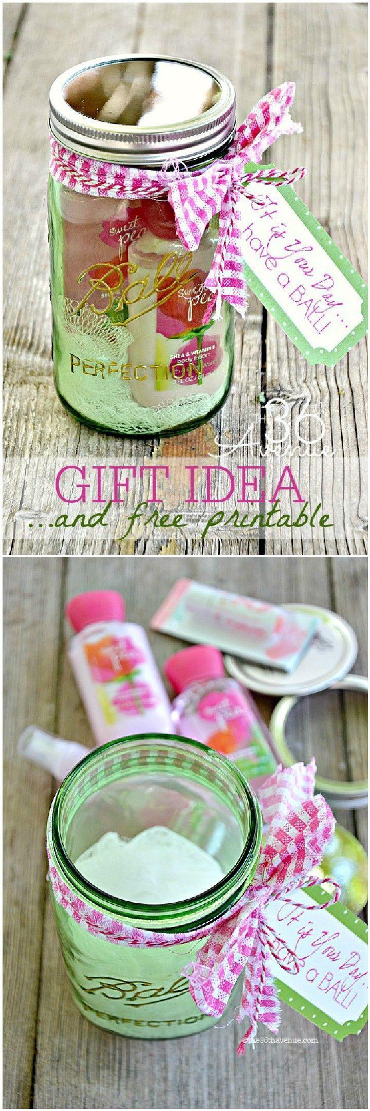 160+ DIY Mason Jar Crafts and Gift Ideas | Mason jars | Pinterest ...