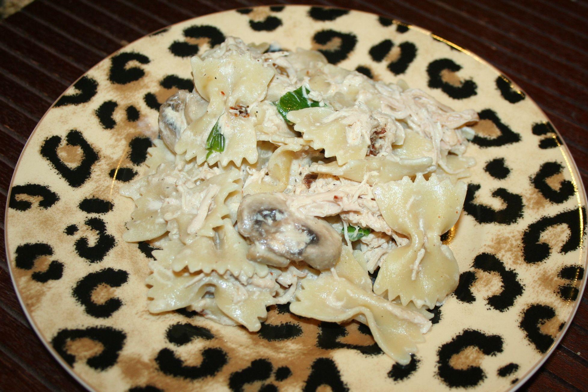 Spicy Romano Chicken & Pasta