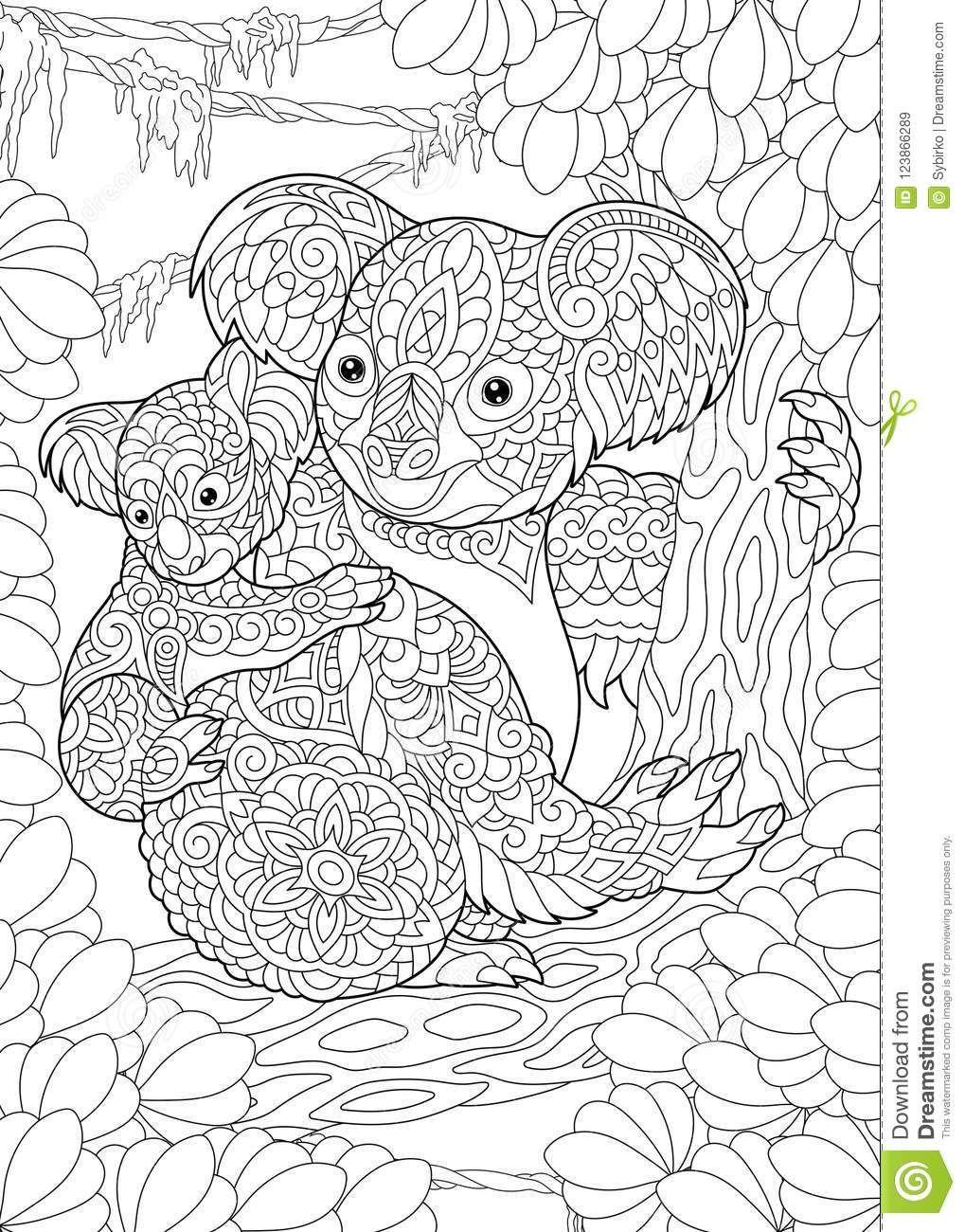 Pin Von Interest2016 Auf Coloring Bear Malvorlagen Tiere Mandala Malvorlagen Mandala Zum Ausdrucken
